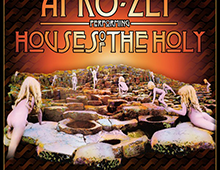 AfroZep Houses of the Holy Sampler