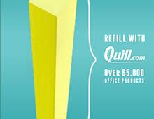 QUILL Rich Media Banner