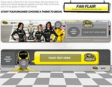 SPRINT NASCAR Facebook Intro