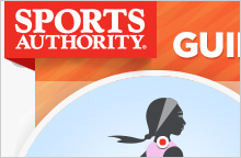 Sports Authority – Where to Wear Interactive Design