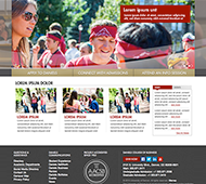 Denver University – Daniels College of Business WebSite Re-Design