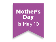 Sports Authority – Mother's Day Landing Page