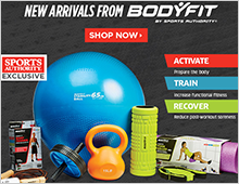 Sports Authority – BODY FIT Email