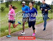 Sports Authority – FALL RUNNING Email