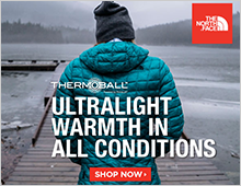 Sports Authority – THE NORTH FACE Apparel Email
